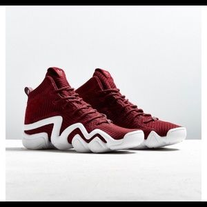 adidas Crazy 8 ADV Primeknit Sneaker Size 7.5